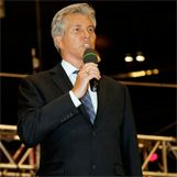 """Michael Buffer is world renowned for his dramatic, baritone style signature rallying cry, """"LETS GET READY TO RUMBLE!""""®. The demand for his special voice-over work for entertainment and special advertising and promotional campaigns is growing due to the fact that his voice is so distinguishable. Interested in booking Michael Buffer for your next #event? Contact @EaglesTalent by calling 1.800.345-5607 or visiting www.eaglestalent.com."""