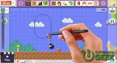 O que sobrou da Nintendo na E3, Super Mario Maker. A apresentação da Nintendo na E3 2015 foi, pra dizer o mínimo, decepcionante. Os fãs esperavam algo mais e esse algo mais simplesmente não veio. ____________________________ #Cinema #Entretenimento #GeekNews #Nerd #Geek #CulturaPop #MundoGeek #NoticiasNerd #Nintendo #SupremaciaGeek
