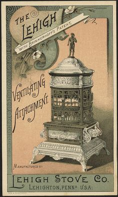 The Lehigh with Brinkerhoff's Patent. (front) | Flickr - Photo Sharing!