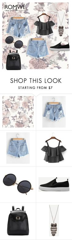 """Contest (romwe)! - Win 30$ coupon!"" by sabii-dlii ❤ liked on Polyvore featuring Tempaper"