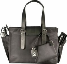 140b2aa5e16 WIB Liberator Leather look Trim Laptop Tote Bag, 16.1 Laptop Tote Bag,  Office Depot