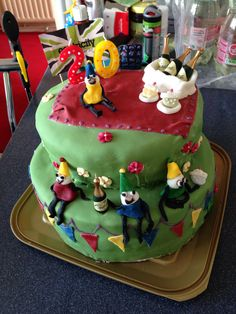 Cake for the Ecotricity Bake Off!