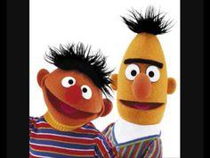 Bert en Ernie - drie mooie kleuren