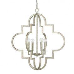 Dena Closet Option: 4 Light Pendant