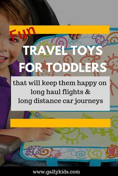 Some fun activities to do on long trips. Time to get ready for summer!