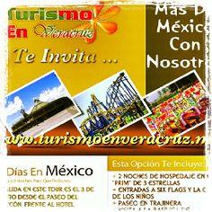 3 Días y 2 Noches conociendo la ciudad de México Inician cursos de verano en recintos históricos de #Veracruz http://www.turismoenveracruz.mx/2012/07/inician-cursos-de-verano-en-los-recintos-historicos-de-veracruz/ #Veracruz