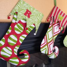 Funkify your Christmas stockings