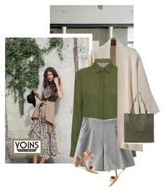 """""""Yoins 40"""" by chebear ❤ liked on Polyvore featuring Mundi, Spell & the Gypsy Collective and yoins"""