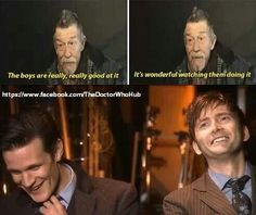 Awww ...the boys