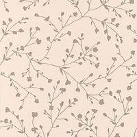 Superfresco Silhouette Wallpaper - Neutral