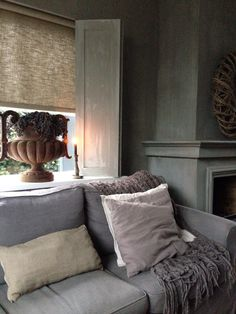 Sitting room inspiration, grey