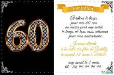 Carte Invitation Anniversaire 40 Ans Gratuite Carte Invitation