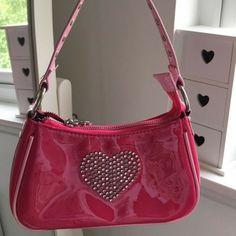 Fashion Moda, Fashion Bags, Fashion Accessories, Mode Vintage, Vintage Bags, Aesthetic Bags, Accesorios Casual, Cute Purses, Cute Bags