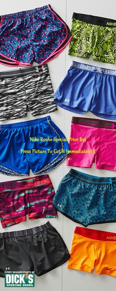 athletic shorts. Would like colors and also black ones ( i lost mine)