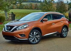 Nissan Murano Goes Upscale For 2015 MSN Autos   Consumer Reports
