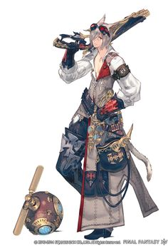 RPGFan Pictures - Final Fantasy XIV: Heavensward - Artwork