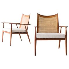 Paul McCobb Lounge Chairs for Winchendon, Planner Group Series 1