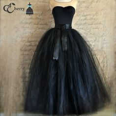7 Layers Women's Puffy Long Tulle Skirt In Floor For Wdding Women Adult Ball Gown Tutu Tulle Princess Skirt All photos are 100% real photos . And we didn't use any peticoat inside the skirt, it's still puffy and beautiful !!!! Five Stars Feed Back — 99% customers are satisfy with this skirt All the ...