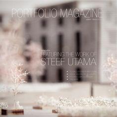 Architectural portfolio | Steef Utama  Portfolio containing design works