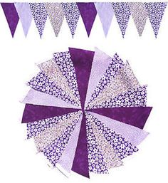 Handmade-Fabric-Bunting-10ft-20ft-Shabby-Chic-Wedding-Party