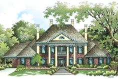 Briar Rose - Sullivan Design Company | Southern Living House Plans ...