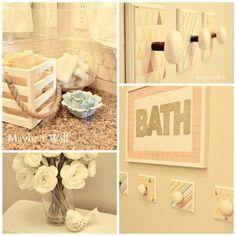 46 Best Bathroom Makeover Images Medio Baños Cuarto De