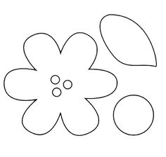 SIZZIX SIZZLITS Flower, Center & leaf  (out of the box but never used) LOOSE #Cuttlebug