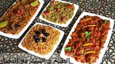 4 مقبلات مغربية تقليدية من تقديم خالتي