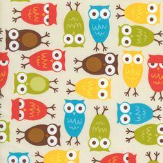 Urban zoo owls via cottonpatch.co.uk