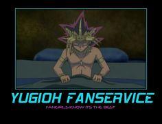 Yugioh Fanservice by CanadianGal11.deviantart.com on @deviantART