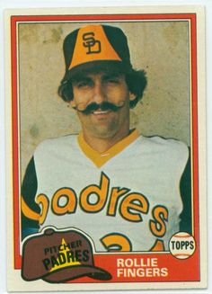 Most Valuable Topps Baseball Cards | Category Archives: Rollie Fingers Collection