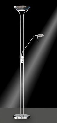 Stojací lampa WOFI ACTION WO 385902640000 | Uni-Svitidla.cz Klasická #stojací #lampa vhodná jako doplňkové osvětlení interiérových prostor #consumer #lamp #floorlamp #lamps #stojacilampy #lampy #design #professional #shades Wind Turbine, Uni, Action, Design, Home Decor, Group Action, Decoration Home, Room Decor
