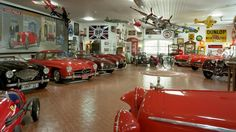Vintage Car Collection. Classic European Car Collection. Gene Ponder.