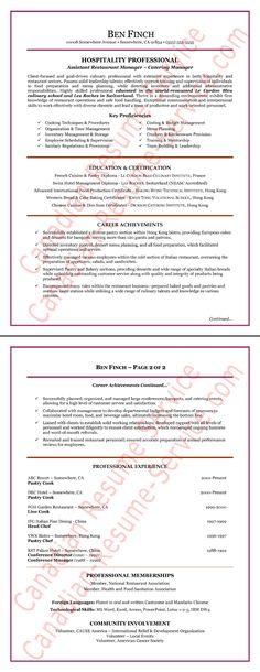 sales cv template, sales cv, account manager, sales rep, cv - hospitality resume