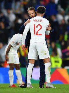 Kyle Walker Photos Photos - Spain vs. England - UEFA Nations League A - Zimbio Adam Armstrong, Spain Vs, Kyle Walker, Premier League Matches, Southampton, Manchester City, Cool Pictures, Soccer, Challenges