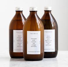 Tangetgc, an organic garment care brand designed by Essen
