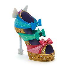 12aeb8f0bde09 Mini chaussure décorative Marraines-Fées Disneyland Paris Décoration Noël  Disney