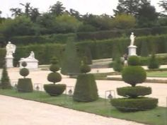 TV host Robert Bornstein tours the Versailles Palace gardens in France. Paradise Garden, Tropical Paradise, Palace Garden, I Love Paris, Lush Garden, South Florida, Versailles, Devil, Cathedral