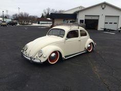 1957 VW OVAL WINDOW BUG