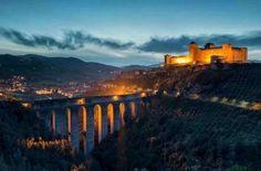 Spoleto-Italy ☺ ☺  ✿