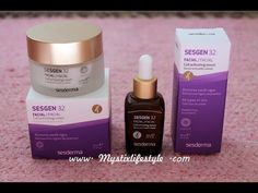 Review Sesgen 32 Sesderma, Restores yoth signs - YouTube