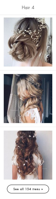 """""""Hair 4"""" by fashionpolice-247 ❤ liked on Polyvore featuring jewelry, earrings, beauty products, haircare, hair styling tools, hair, hairstyles, beauty, makeup and eye makeup"""