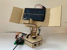 printer design printer projects printer diy circuit circuit Building an Automatic Solar Tracker With Arduino Nano 17 Steps (with Pictu. 3d Printer Designs, 3d Printer Projects, Solar Projects, Diy Electronics, Electronics Projects, Tracker Solaire, Solar Tracker, Arduino Programming, Solar Generator