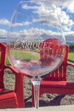 Enriquez Estate Wines, Petaluma, CA