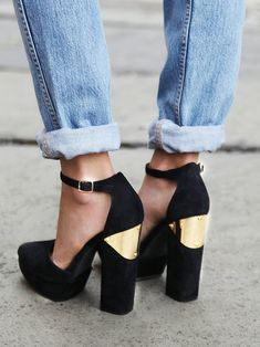 Free People Rediscovered Heel.
