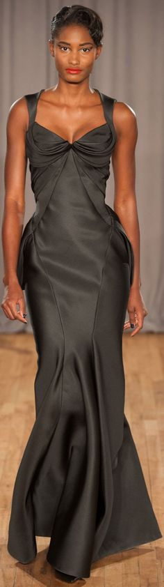 Zac Posen Autumn (Fall) / Winter 2014