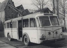 Obus Weckhoven: Aufnahmedatum unbekannt, zwischen 1948 und 1956