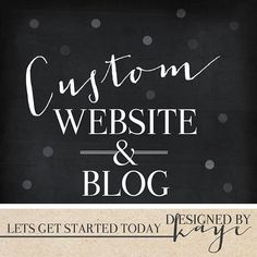 This listing is for a Completely responsive, mobile and browser friendly, Custom Designed Wordpress Website AND Blog. Super easy to maintain and use, even without any knowledge of Wordpress. No coding or programming knowledge needed! Thorough screenshot and video tutorials provided as well as 30 ...