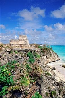 Ancient Ruins at Tulum