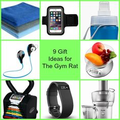 9 Gift Ideas for The Gym Rat